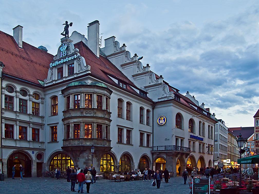 Hofbräushaus München